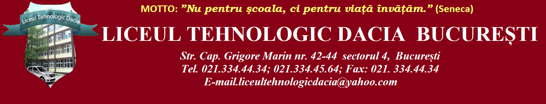 Liceul Tehnologic Dacia